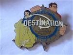 Disney Trading Pins 93393 D23 - Destination D: 75 Years of Disney Animated Features - Snow White & Wreck-It Ralph