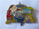 Disney Trading Pin  93394 D23 – Destination D: 75 Years of Disney Animated Features - Snow White