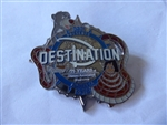 Disney Trading Pin  93395 D23 – Destination D: 75 Years of Disney Animated Features - Jungle Book