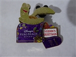 Disney Trading Pin 93426 WDW - Season Greetings 2012 - Disney's Vero Beach Resort - Crush