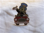 Disney Trading Pin 9345: DLR - AAA Travel Package Pin (Jiminy Cricket)