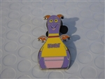 Disney Trading Pin 93561 Vinylmation(TM) Reveal/Conceal Mystery Collection - Park Starz #1 - Yellow Sweater Figment ONLY