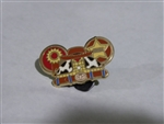 Disney Trading Pin 93710: Character Earhat - Mystery Pack - Woody ONLY