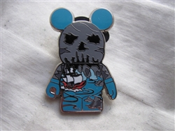 Disney Trading Pin 93728 Vinylmation Mystery Pin Collection - Park #10 - Captain Hook's Pirate Ship Only