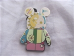 Disney Trading Pin 93731 Vinylmation Mystery Pin Collection - Park #10 - It's A Small World Only