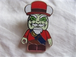 Disney Trading Pin 93736: Vinylmation Mystery Pin Collection - Park #10 - Phantom Manor Mayor Only