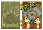 Disney Trading Pins 93856: DLR - Attraction Posters - 20,000 Leagues Under the Sea