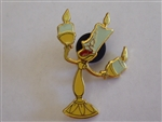 Disney Trading Pin  940 Beauty & the Beast - Lumiere