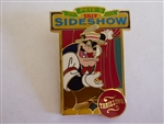 Disney Trading Pin 94059: WDW - New Fantasyland Reveal/Conceal Mystery Collection - Pete's Silly Sideshow - Barker Pete