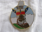 Disney Trading Pin 94072: WDW - New Fantasyland Reveal/Conceal Mystery Collection - Barnstormer - Rocket