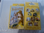 Disney Trading Pins 94075 WDW - New Fantasyland - Beauty and the Beast Mystery Collection