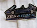 Disney Trading Pin 94099: WDW - New Test Track Car