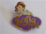 Disney Trading Pin 94193: Sofia The First - Logo