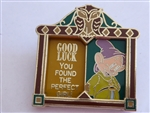 Disney Trading Pins 94479: WDW - Good Luck, Bad Luck - Dopey