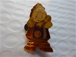 Disney Trading Pin 945 Beauty and the Beast (Cogsworth)