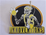 Disney Trading Pin 94525: WDW - Epcot® 30th Reveal/Conceal Mystery Collection - Innoventions & Tom Morrow ONLY
