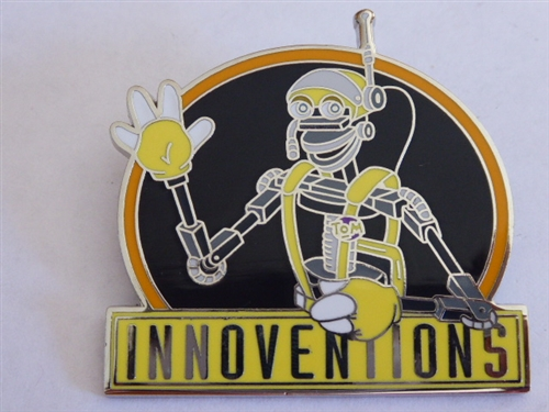 Disney Trading Pin 94525 Wdw Epcot 30th Reveal Conceal Mystery Collection Innoventions Tom Morrow