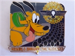 Disney Trading Pin 94530: WDW - Epcot® 30th Reveal/Conceal Mystery Collection - Honey, I Shrunk The Audience & Pluto ONLY
