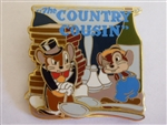 Disney Trading Pin  94548 DLR - The Disney Shorts Reveal/Conceal Mystery Collection - Country Cousin ONLY