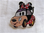 Disney Trading Pin 94917: Disney Characters as Cars - Minnie Mouse