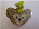 Disney Trading Pin  94933: WDW - 2013 Hidden Mickey Series - Duffy's Hats - Goofy