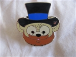 Disney Trading Pin 94934: WDW - 2013 Hidden Mickey Series - Duffy's Hats - Dreamfinder