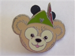 Disney Trading Pins 94937: WDW - 2013 Hidden Mickey Series - Duffy's Hats - Peter Pan