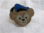 Disney Trading Pin 94981: DLR - 2013 Hidden Mickey Series - Duffy's Hats - Donald Duck