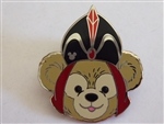 Disney Trading Pin 94983: DLR - 2013 Hidden Mickey Series - Duffy's Hats - Jafar