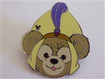 Disney Trading Pin 94984: DLR - 2013 Hidden Mickey Series - Duffy's Hats - Aladdin