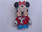 Disney Trading Pin 95022: Vinylmation Mystery Pin Collection - Park #11 - Condor Flat's Minnie ONLY