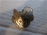Disney Trading Pin 95127: WDW - 2013 Hidden Mickey Series - Duffy's Hats - Captain Hook CHASER
