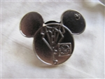 Disney Trading Pins  95175: WDW - 2013 Hidden Mickey Series - Epcot Cast Costume Icons - Journey Into Imagination CHASER
