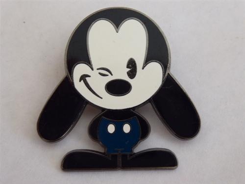 Oswald Disney trading pin