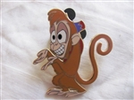 Disney Trading Pins 9520: Aladdin Core Pins - Abu the Monkey