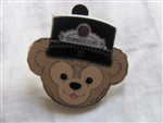 Disney Trading Pin 95330: DLR - 2012 Hidden Mickey Completer - Duffy's Hat Collection - Conductor (PWP)