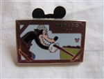 Disney Trading Pins 95334: DLR - 2012 Hidden Mickey Completer - DCA Construction Fence - The Big Bad Wolf (PWP)