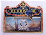 Disney Trading Pin 95346: DSF - El Capitan Marquee - Oz the Great and Powerful