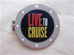 Disney Trading Pin 95363 DCL - Live To Cruise
