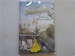 Disney Trading Pin 95477 WDW - Cast Member/VIP - New Fantasyland Grand Opening - Belle(pin on card)