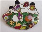 Disney Trading Pins 95493 WDW - 1970's Mickey Mouse and Friends - Mystery Collection - Daisy Duck ONLY