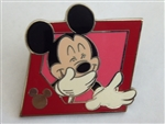 Disney Trading Pin 95551: 2013 - PWP Promotion - Starter set (Mickey Only)