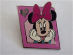 Disney Trading Pin 95552: 2013 - PWP Promotion - Starter set (Minnie Only)