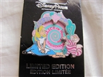 Disney Trading Pin 95631: DLR - Alice in Wonderland Attraction - 55th Anniversary