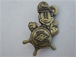 DCL - Captain Mickey Mouse - Bronze