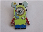 Disney Trading Pin 95721: Vinylmation(TM) Collectors Set - Pixar 1 - Mike Chaser Only