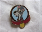 Disney Trading Pin 95728: Magical Mystery Pins - Series 5 - Tramp ONLY