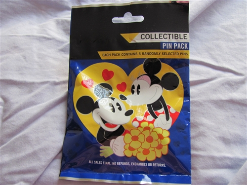 Disney Couples Mystery Pack Princess Prince King Queen Set Choose a Trading Pin