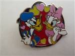 Disney Trading Pin 95859: Disney Couples - Mystery Pack - Donald and Daisy Duck ONLY
