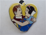 Disney Trading Pins 95860: Disney Couples - Mystery Pack - Prince and Snow White ONLY